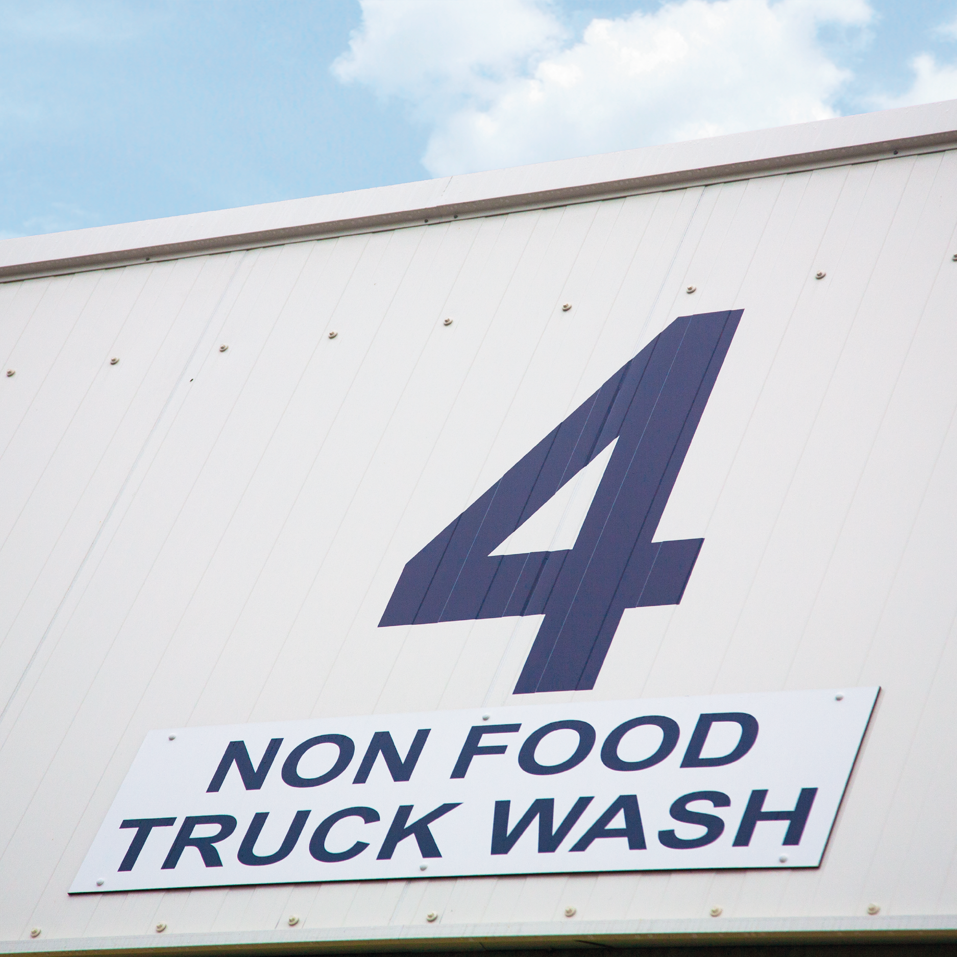 non food truck wash amsterdam